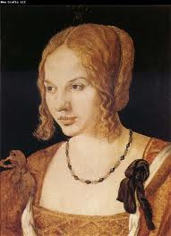 albert durer_portrait of a young