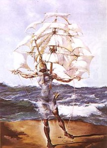 salvador dali_the ship